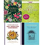 Zaika [Hardcover], Lose Weight Fast The Slow Cooker Spice-Guy Curry Diet Recipe Book, Dal Medicine Cookbook, Dishoom [Hardcover] 4 Books Collection Set