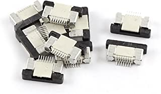 Aexit Bottom Port Audio & Video Accessories 7Pin 0.5mm Pitch FFC FPC Ribbon Sockets Connectors & Adapters Connector 10Pcs