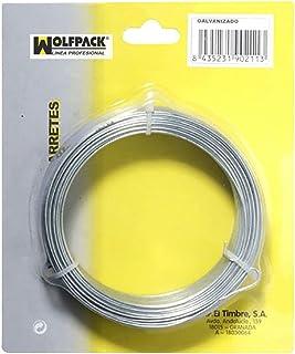 MAURER Wolfpack 1010080 Alambre Galvanizado 0,70mm / 2 (