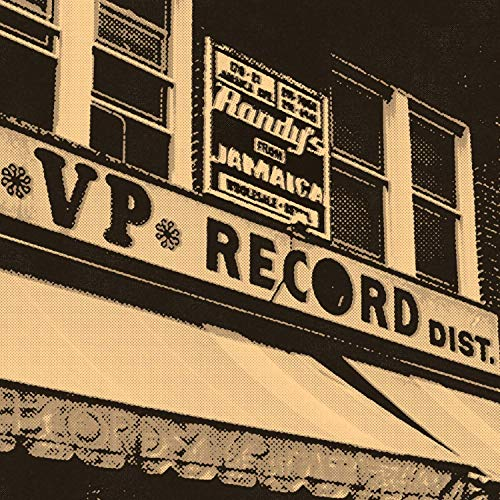 "Down In Jamaica - 40 Years of VP Records (Box set with 4 CDs, 4 12""-singles, 4 7""-singles, 24pg. book, 6 art cards)"