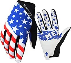 RIGWARL Bike MTB Gloves with for Off-Road Motorcycles - Mountain Climbing - Hiking and Other Outdoor Sports use, Male and Female Common.