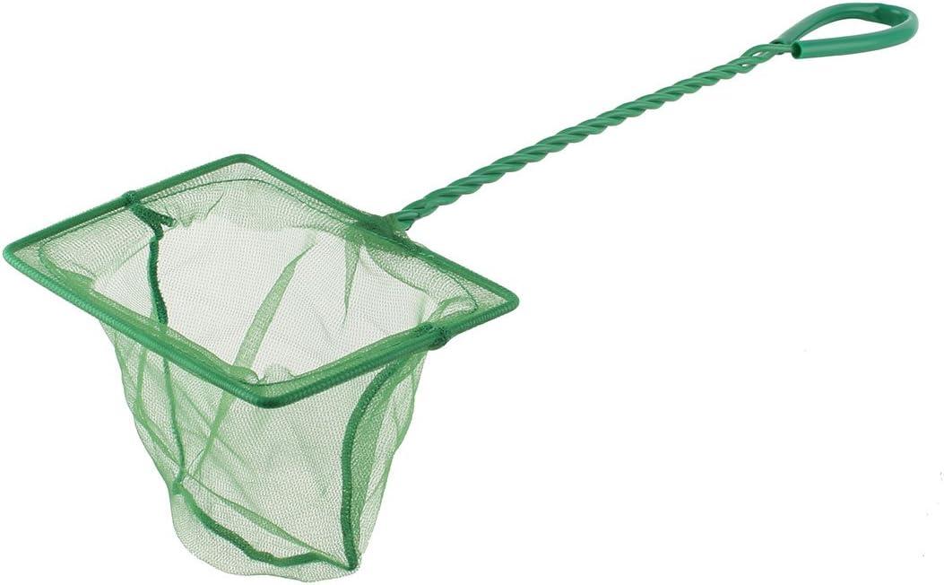 2021 model 35% OFF uxcell Plastic Aquarium Nonslip Twisted Mou Coated Handle Square