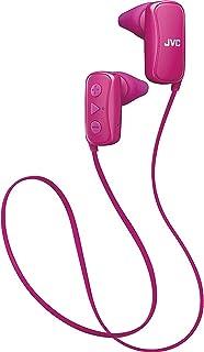 JVC HAF250BTP Inalámbrico Bluetooth In-ear Negro