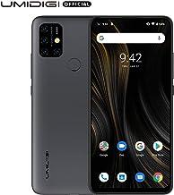 UMIDIGI Power 3 Teléfono 6150 mAh Batería Smartphone, Pantalla Completa de 6.53