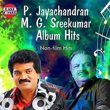 P. Jayachandran M. G. Sreekumar Album Hits