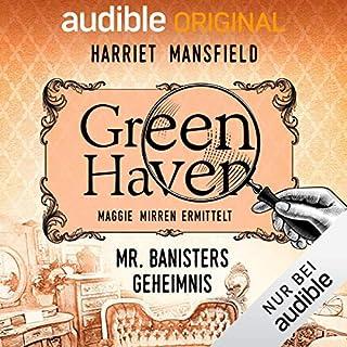 Mr Banister's Geheimnis Titelbild