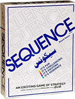 Sequence Game - Board & Card Games