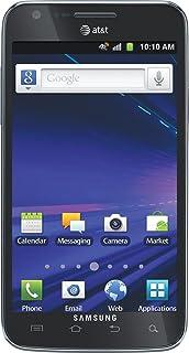 Samsung Galaxy S II Skyrocket 4G Android Phone, Black (AT&T)