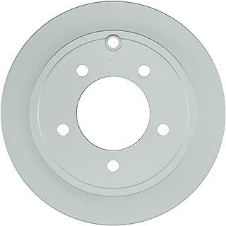 Bosch 16011438 QuietCast Premium Disc Brake Rotor For Select Chrysler 200, Sebring; Dodge: Avenger, Caliber; Jeep: Compass, Patriot; Mitsubishi: Lancer; Rear