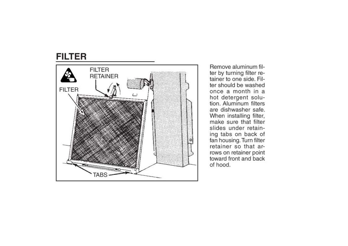 Broan-NuTone BP29 NY NV 403 Alum Grease Filter for Range Hood, 8-3/4 x 10-1/2-Inch, Aluminum