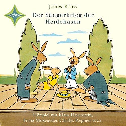 Der Sängerkrieg der Heidehasen: Das Originalhörspiel, 1 CD, 33 Minuten