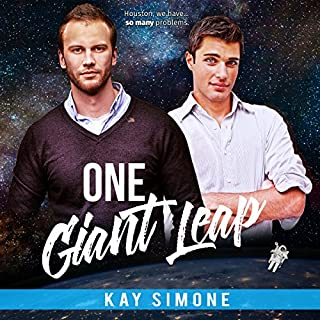 One Giant Leap                   By:                                                                                                                                 Kay Simone                               Narrated by:                                                                                                                                 Greg Tremblay                      Length: 10 hrs and 45 mins     4 ratings     Overall 5.0