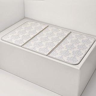 インテリア雑貨 日用品 バス用品 トイレ用品 風呂ふた 73×158cm(AGパネル風呂ふた ダマスク柄) 563050(サイズはありません イ:シャンパンゴールド)