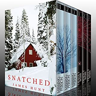 Snatched Super Boxset audiobook cover art