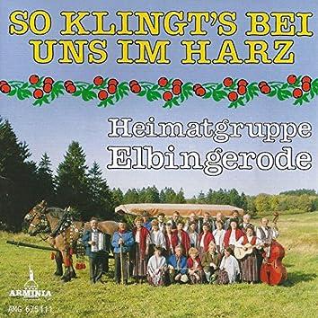 So klingt's bei uns im Harz
