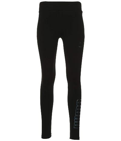 PUMA Iridescent Pack Leggings (Cotton Black) Women