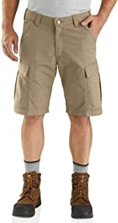 Men's Force Relaxed Fit Ripstop Cargo Work Short