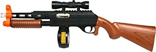 ESG Warehouse Tommy Gun Toy Thompson Machine Gangster Costume Plastic Accessory Noise