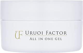 URUOI FACTOR オールインワン 日本製 100g エイジング ストレス肌ケア ビタミンC 幹細胞配合