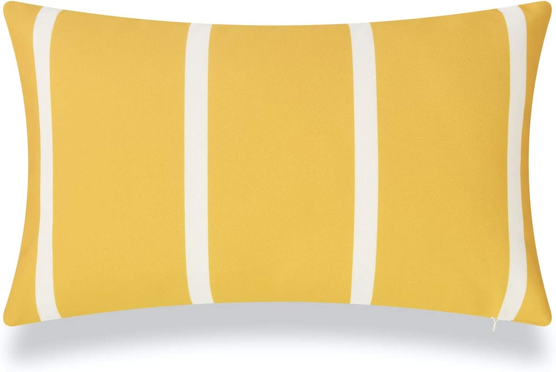 Hofdeco Patio Indoor Nippon regular agency Ranking TOP12 Outdoor Lumbar for Pillow Cover Backya ONLY