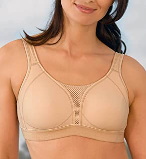 Amoena Women's Performance Light Support Pocketed Mastectomy Sports Bra