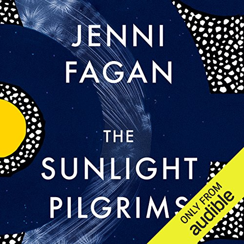 The Sunlight Pilgrims audiobook cover art