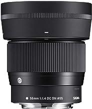 $428 » Sigma 56mm f/1.4 DC DN Contemporary Lens for Leica L