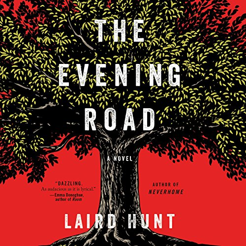 The Evening Road audiobook cover art