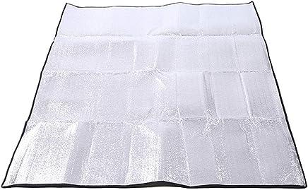 Feuchtigkeitsfest Pad aluminiumfolie aluminiumfolie aluminiumfolie Picknick-Matte Verdickung erweitert Wasserdicht Super große Picknick Tuch B07GND22C8   Vorzügliche Verarbeitung  a6a761