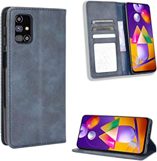Wuzixi Case for Oppo A93 5G. Anti-Scratch, Flip Case Side suction Kickstand Feature Card Slots Case, PU Leather Folio Cove...