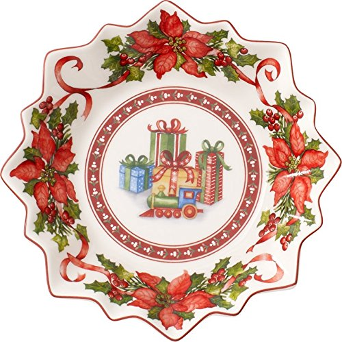 Villeroy & Boch Toy's Fantasy Small Bowl - Christmas Train
