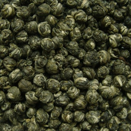 Grüner Tee lose Jasmin Dragon Pearls Grüntee China 250g