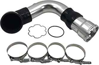 OCPTY Turbo Intercooler Pipes Kit Fit for 1992-1995 Honda Civic 1.5L 1992-2000 Honda Civic 1.6L 1993-1995 Honda Civic del Sol 1.5L 1993-1996 Honda Civic del Sol 1.6L