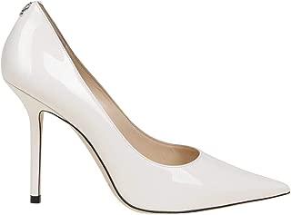 JIMMY CHOO Luxury Fashion Womens LOVE100PWJ White Pumps |