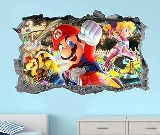ملصق جداري لاصقة ثلاثية الابعاد