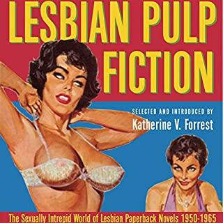 Lesbian Pulp Fiction audiobook cover art
