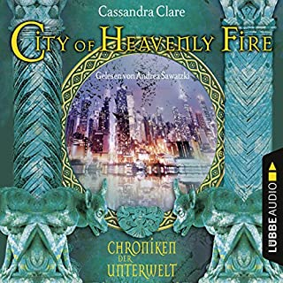 City of Heavenly Fire Titelbild