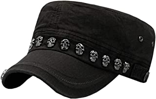 Best skull army hat Reviews