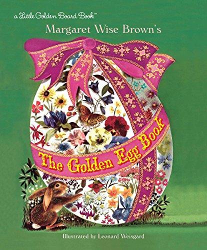 The Golden Egg Book (Little Golden Board Books)