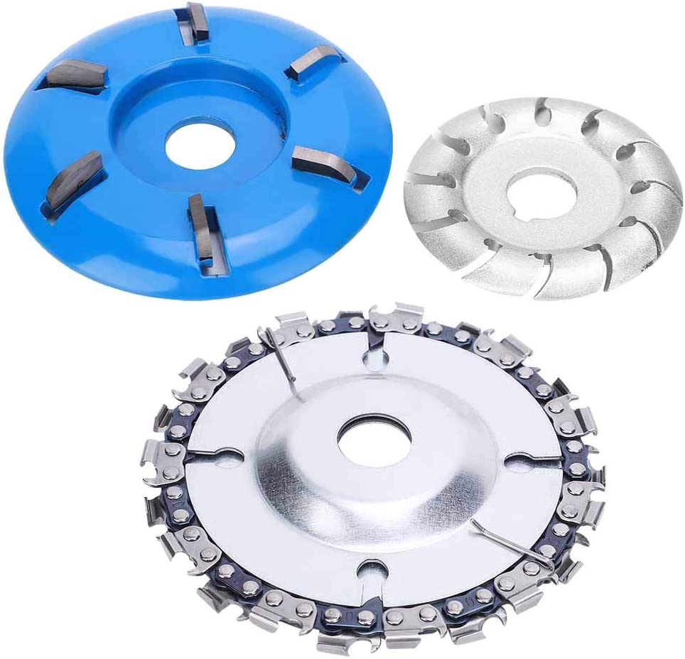 GOTOTOP Wood Carving Disc Set Woodworking Circular Blade Saw Arlington Mall Gri Complete Free Shipping