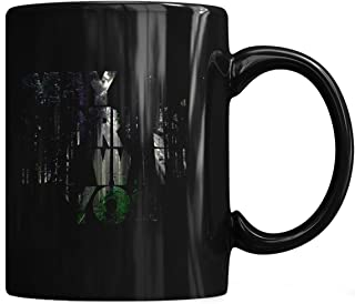 May the forest be with you Mug, May The Forest Be With You Mug Coffee Mug 11oz & 15oz Gift Black Tea Cups