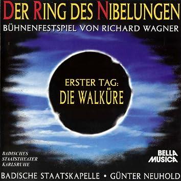Wagner: Der Ring des Nibelungen, erster Tag - Die Walküre