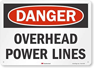 Best overhead power line warning signs Reviews