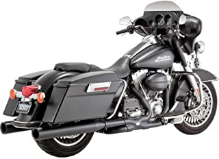 Vance and Hines Power Duals Header Pipes for Harley Davidson 2009-2016 Touring- One Size