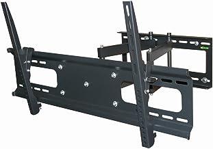 """Black Full-Motion Tilt/Swivel Wall Mount Bracket for Philips 46PFL8007 46"""" inch LED HDTV TV/Television - Articulating/Tilt..."""