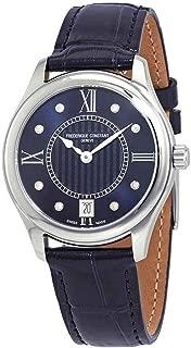 Frederique Constant Classics Quartz Diamond Blue Dial Men's Watch FC-220MND3B26