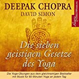 Die sieben geistigen Gesetze des Yoga: 1 CD