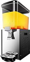CLING Kommersiell enkel kanna dryckesmaskin 18 l automatisk stor och stor kapacitet varm och kall dubbel temperatur juice ...