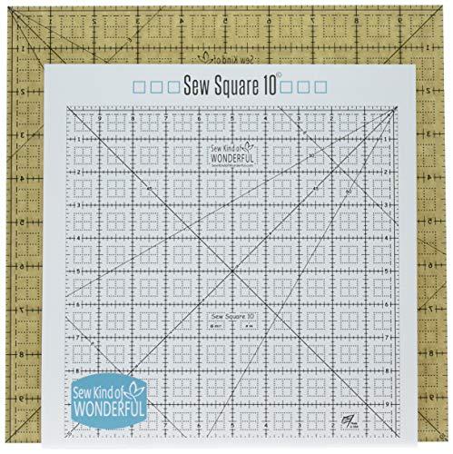 Sew Kind Of Wonderful 94 Sew Square 10 - Escuadra para coser