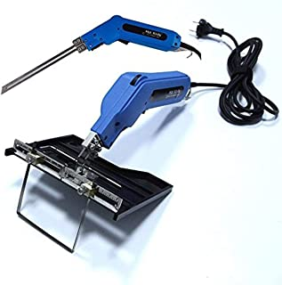 Herramienta de cambio de forma de cortador de espuma de cuchillo caliente de cuchillo eléctrico para cortador de cuchillo ...